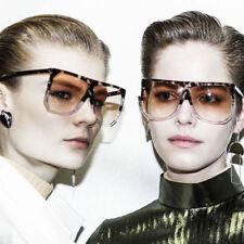Unbranded Rectangular Plastic Frame Sunglasses & Sunglasses Accessories for Women