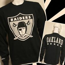 Oakland Raiders crewneck sweatshirt