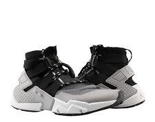 43be3efc3ce Nike Air Huarache Gripp Atmosphere Grey Black Men s Lifestyle Shoes  AO1730-004