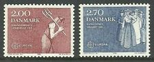 Historical Events Single Danish & Faroese Stamps