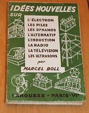 livre radio idées nouvelles l électron la radio ect...178 pages