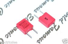 10pcs - WIMA MKP2 3300P (3300PF 3.3nF 3,3nF) 1000V 5% pich:5mm Capacitor