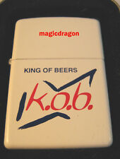 Budweiser KING OF BEERS Zippo Lighter .
