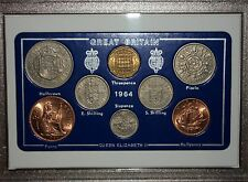 1964 Vintage Coin Set 53rd Birthday Birth Year Present Wedding Anniversary Gift