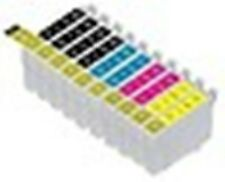 10pk non oem cartridges Ink for epson stylus T0691-T0694 Stylus NX-415,NX-515