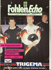 BL 92/93 Borussia Mönchengladbach - Borussia Dortmund
