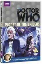 Doctor Who Planet of The Spiders 5014503180928 With Tom Baker DVD Region 2