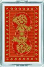 NINTENDO / Mario Trump / Standard / Playing Cards / Rare