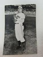 Vintage St. Louis Browns Photo Post Card Jack Kramer