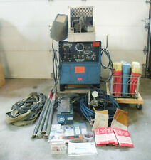 Miller Stick Tig Welder Dial Arc Hf P Complete With Accessories