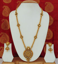 Indian Bollywood Traditional Fashion Jewellery online Bridal Necklace Set