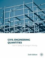 Civil Engineering Quantities by George P. Murray and Ivor H. Seeley (2001,...