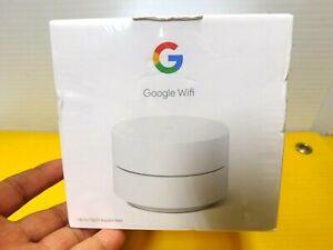 Google Wi-fi GA02430-US wireless bluetooth