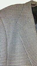 JAII Joseph Abboud Mens Plaid WOOL 2 Button Jacket Blazer STANLEY WELCH NO SIZE