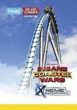 WE ARE SUMMER: SEASON ONE - INSANE COASTER WARS/XTREME WATERPARKS USED - VERY GO
