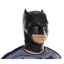 Mens Dawn of Justice Batman Full Vinyl Mask