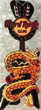 Hard Rock Cafe ORLANDO 2012 DRAGON Guitar Series PIN JEWEL LE 500 - HRC #65602