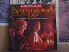 JAMES LAST, HAMMOND A GOGO - GERMAN LP 237 470