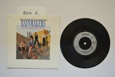 "RAINMAKERS - LET MY PEOPLE GO-GO 7"" VINYL SINGLE in PICTURE SLEEVE"