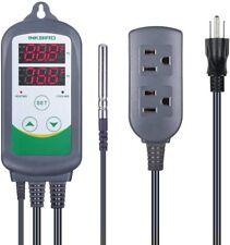Inkbird 308 Digital Thermostat Switch Dc Nest Temperature Controller 110V