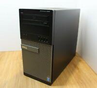 Dell Optiplex 9020 Windows 10 Tower PC Intel Core i7 4th Gen 3.6GHz 16GB 1TB HDD