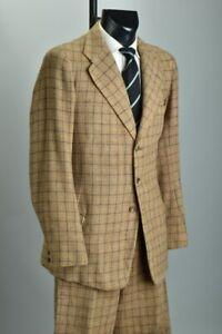 Country Gentleman's 1930s Unsurpassed Heavy Tweed Bespoke Shooting Suit. BST
