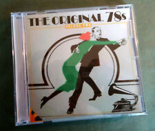 ORIGINAL 78s CD V2 - A COOL MIX OF JAZZ/SWING HITS FROM ORIGINAL 78RPM RECORDS