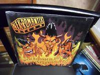 NEKROMANTIX What Happens In Hell Stays LP NEW vinyl