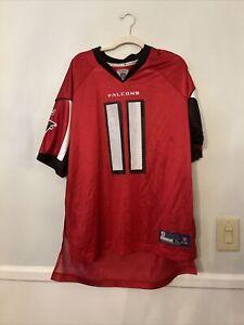 NFL Equipment Atlanta Falcons #11 Jones Size XL