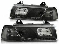 LED HEADLIGHTS LPBM52 BMW 3 SERIES E36 SALOON 1990 1991 1992 1993 1994 1995-1999