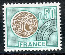 STAMP / TIMBRE FRANCE  PREOBLITERE NEUF N° 138 ** MONNAIE GAULOISE
