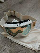 White Anon Ski/Snowboard Goggles