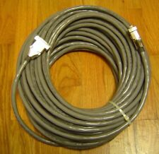NEW Computer Cable E57891CL 2 75C 20 AWG 75 ft.  Male to Female d sub 15