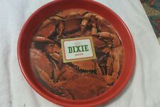 """New listing 13"""" Metal Dixie Beer Tray"""