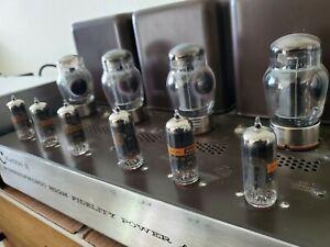 Harmon Kardon Citation II Tube Amplifier Rare Awesome Sound