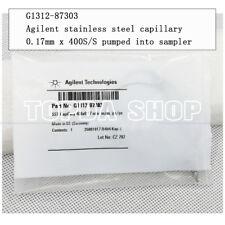 1PC Agilent G1312-87303 SST capillary 400s/s*0.17mm pumped into sampler#SS