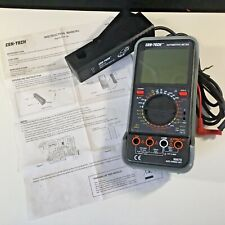Cen-Tech LCD Automotive Multimeter with Tachometer Kit # 95670