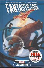 Fantastic Four Season One HC (2012 Marvel) OOP SEALED NM