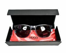 HUGO BOSS Men's Polarized Matte Black Sunglasses - HG 0244/S