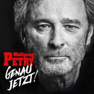Wolfgang Petry - Genau Jetzt (2018) CD Neuware