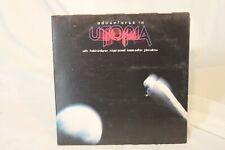 Utopia- Adventures in Utopia LP Vinyl Record VG