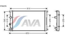 AVA COOLING SYSTEMS Radiador RTA2276