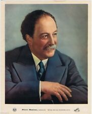 Rca Red Seal Artist Poster, Pierre Monteux, Conductor 1940's