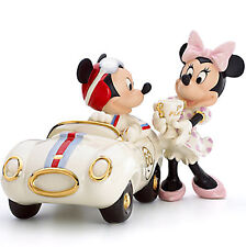 Lenox Winners Circle with Mickey & Minnie Figurine Disney Sweethearts New In Box