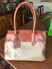Dooney & Bourke Leather Zip Top Wilson Bag