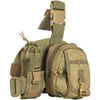 OD GP Tactical Drop Leg Pouch System Olive Drab Military Green Fox 58-290