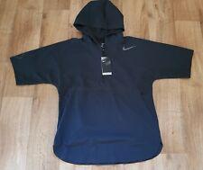 BNWT Men's Nike Run Division Unisex Short Sleeve Running Jacket. Size Medium.