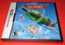 Disney Planes Nintendo DS-DSi-Lite-XL-3DS Factory Sealed!! Free Shipping!!