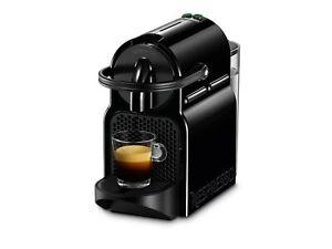 Macchina caffè Nespresso Insidia De'Longhi - Nera