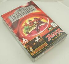 Atari Jaguar - Fight For Life - Brand New Factory Sealed SUPER NICE